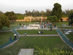 Mahatma Gandhi shrine, Delhi