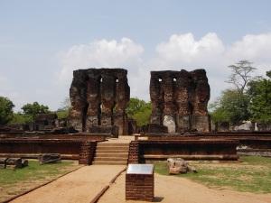 Polonarruwa ruins