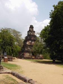 Polonarruwa temple