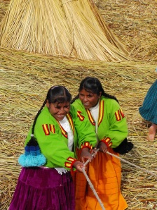 Uros residents