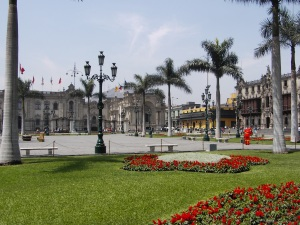 Government offices, Lima