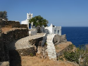 Little church on Sifnos