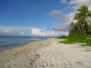 Nikao Beach