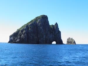 Hole in the Rock, Cape Brett