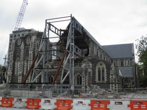 Christchurch Cathedral March 2012