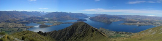 Lake Wanaka Panorama