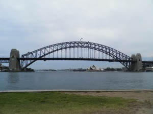 Harbour Bridge & Opera House