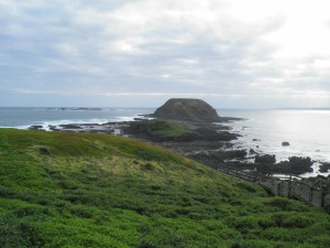 Point Grant on Phillip Island