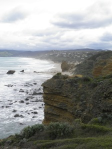 Coastline at Airey's Inlet