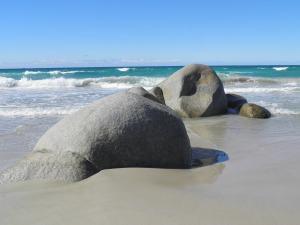 Beach near St Helens Point