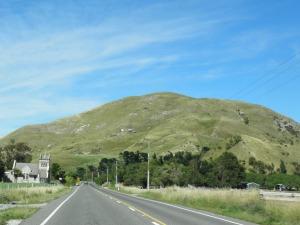 Drive to Kaikoura
