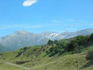 South Island driving