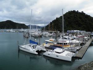 Picton marina