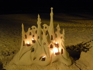Sandcastle at Noosa