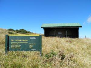 Mt Herbert Shelter
