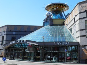 Christchurch Casino on Victoria Street