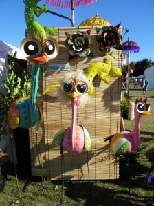 Garden ornaments, Ellerslie Flower Show