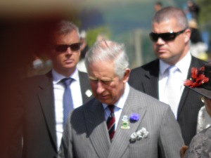 Prince Charles at the Canterbury A+P Show, Nov 2012