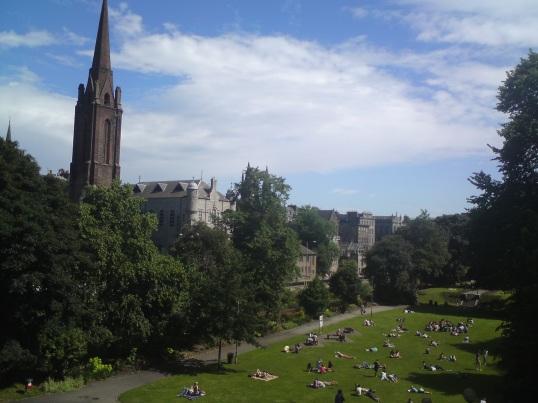 Union Square Gardens, Aberdeen
