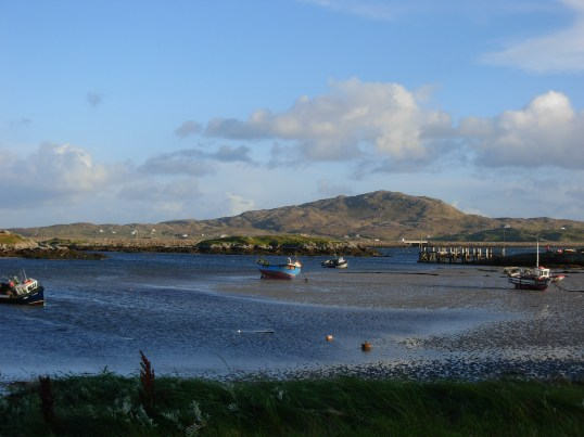Ludag, South Uist