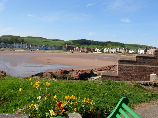 Millport on Cumbrae