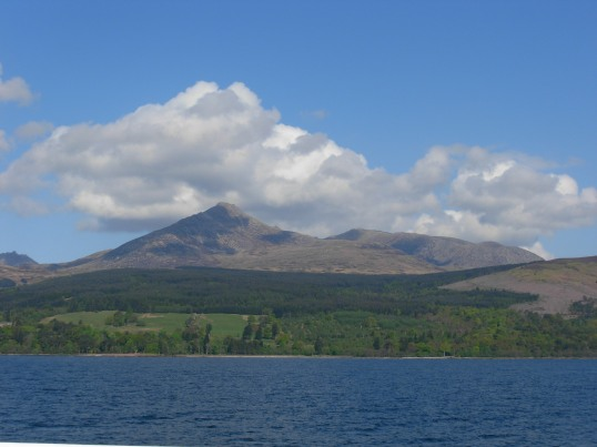 Goatfell on Arran