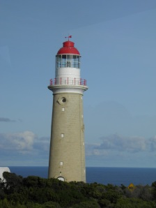 Cape de Couedic lighthouse