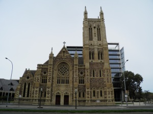 Church in Adelaide CBD