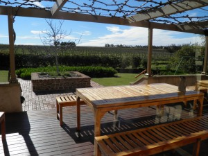 Barossa Valley winery