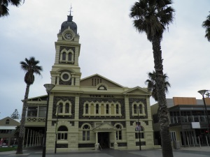 Glenelg town hall