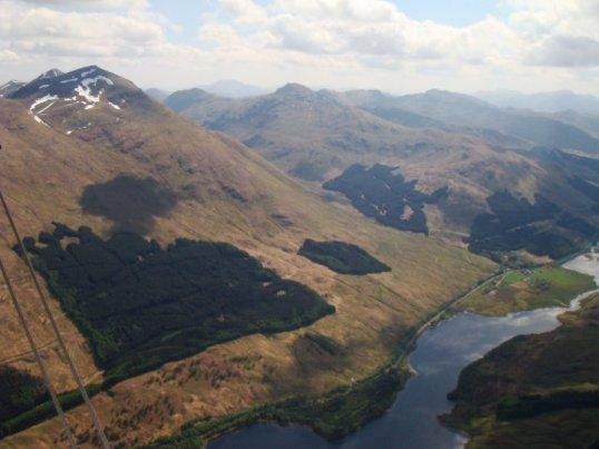 Ben More & Loch Lubhair