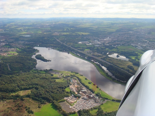 Strathclyde Park in Glasgow