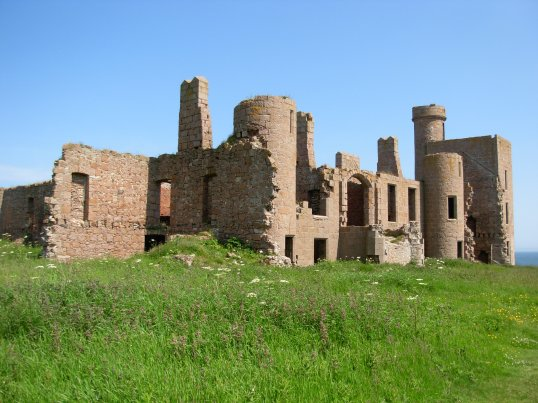 Slains Castle, Grampian