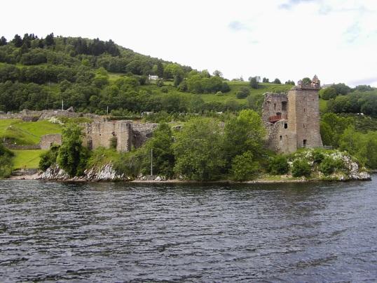 Urqhart Castle, Loch Ness