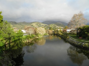Maitai River in Nelson