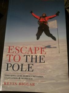 Kevin Biggar's book