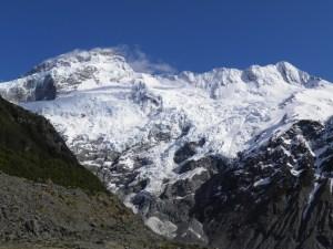 Mt Sefton, 3151m