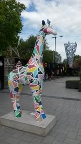Mosaic Giraffe