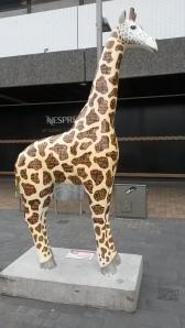 Giraffe of Gratitude