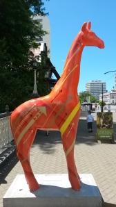 Raise Giraffe