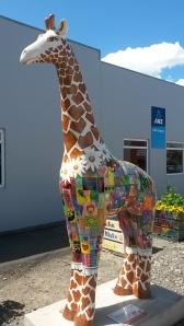 Kaiapoi Giraffe