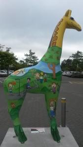 Harold Giraffe