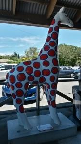 Milkshake Giraffe