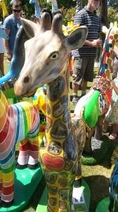 School Giraffe