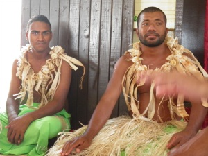 The kava ceremony