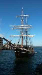 Our Tall Ship