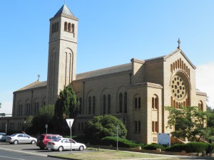 Church in Manuka, Canberra