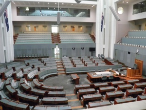 House of Parliament, Canberra