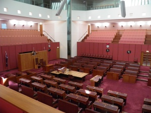 House of Senates, Canberra