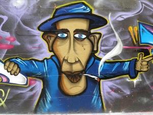 Street Art on Hosier Lane